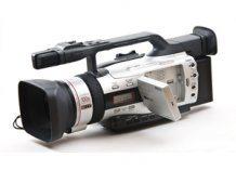 Canon XM2 hire, Canon camcorder hire