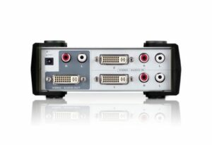 DVI switcher hire, DVID switcher hire