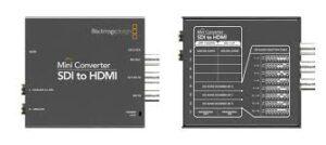 BMD SDI-HDMI converter, HDSDI-HDMI hire, BMD converter hire