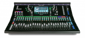 Allen & Heath SQ-6, SQ6, Digital mixer hire, SQ6 hire, Digital console hire