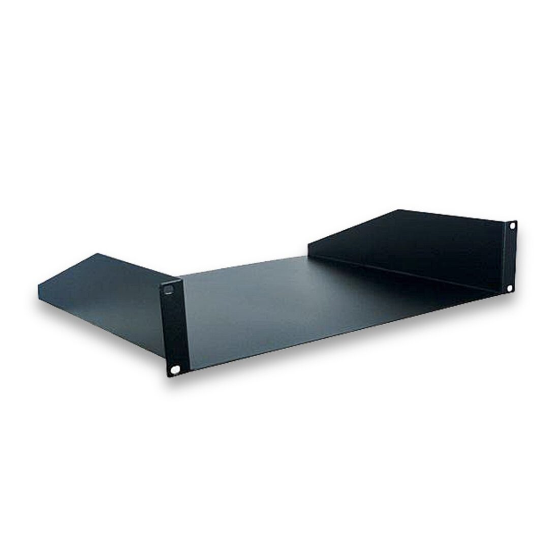2U steel rack shelf