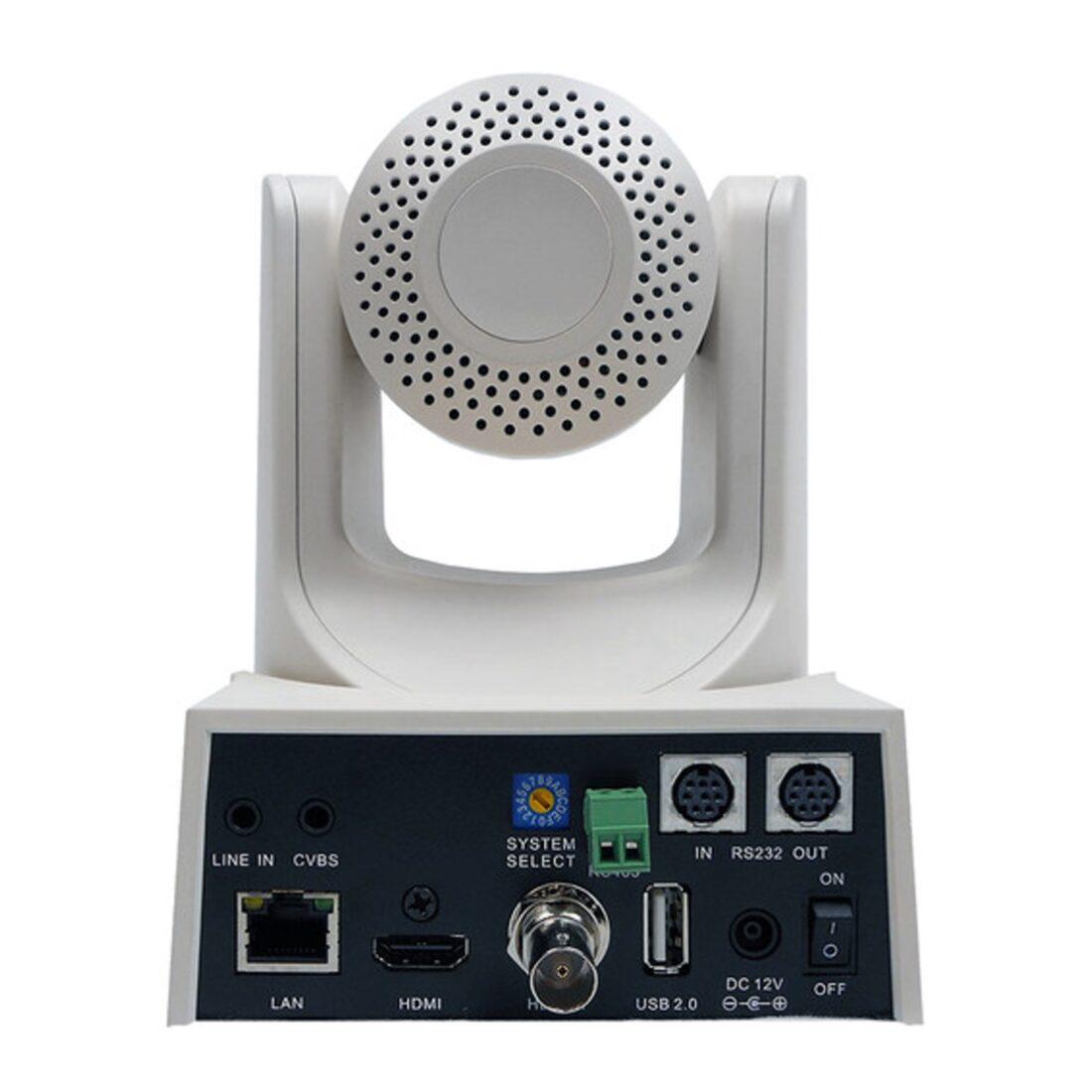 PTZOptics 12x 20x 3G-SDI white