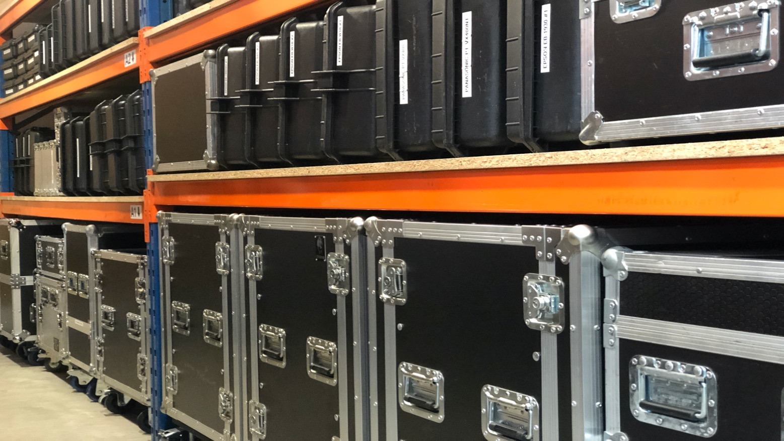 about us warehouse racks