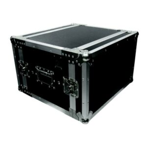 "19"" rack case, flight case"