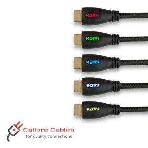 HDMI LED multi colour