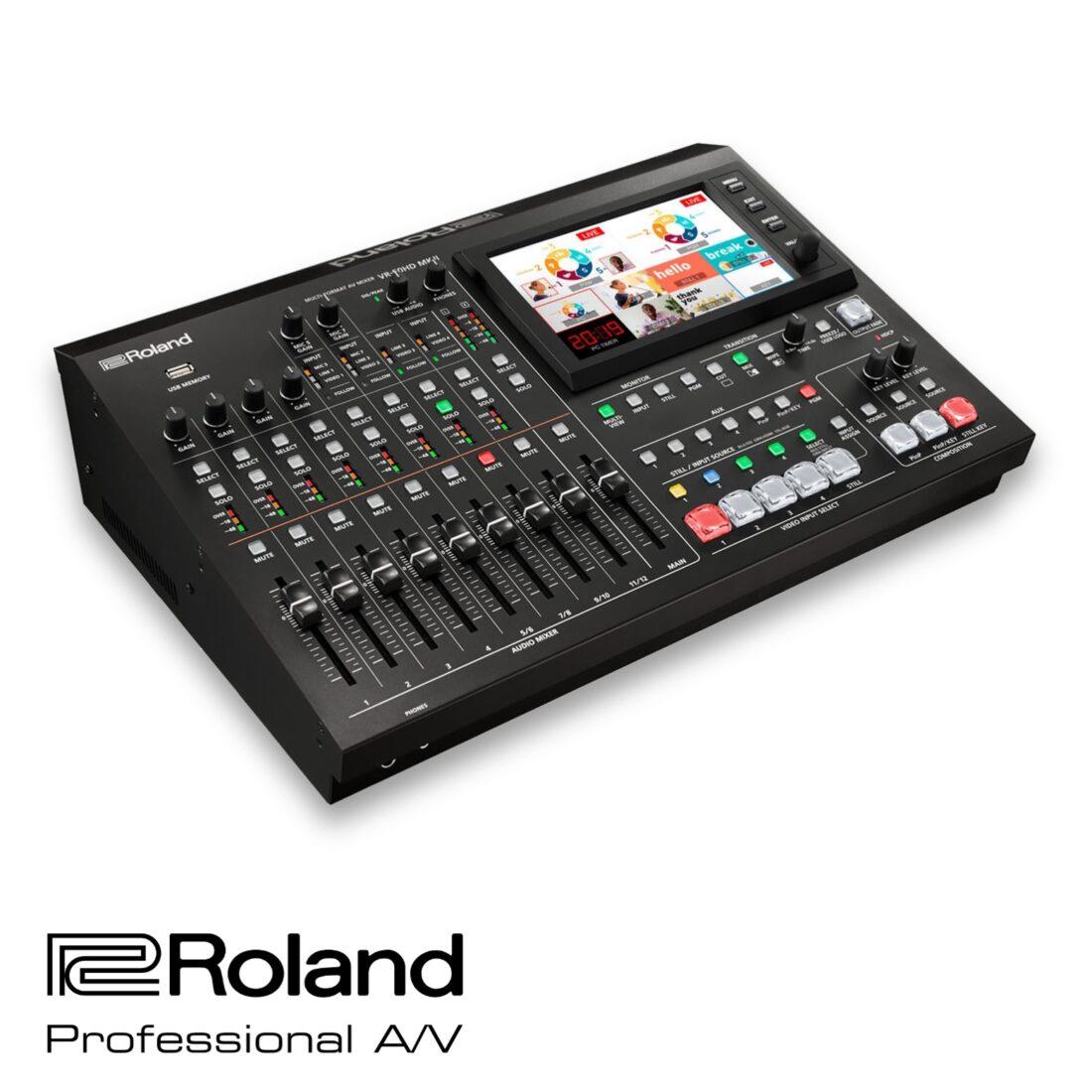 Roland VR-50HD Mk II