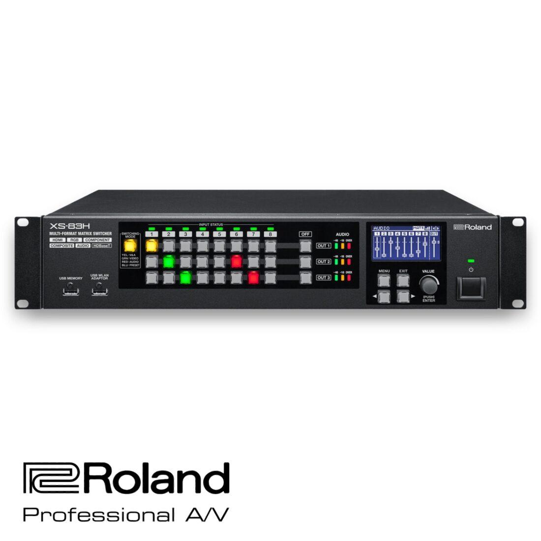 Roland XS-83H