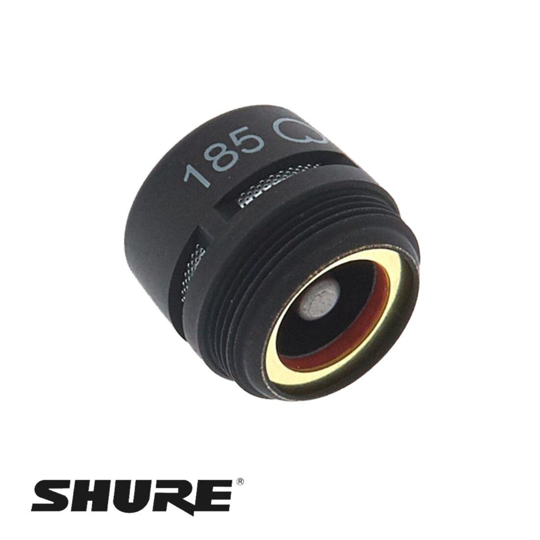 Shure R185 side