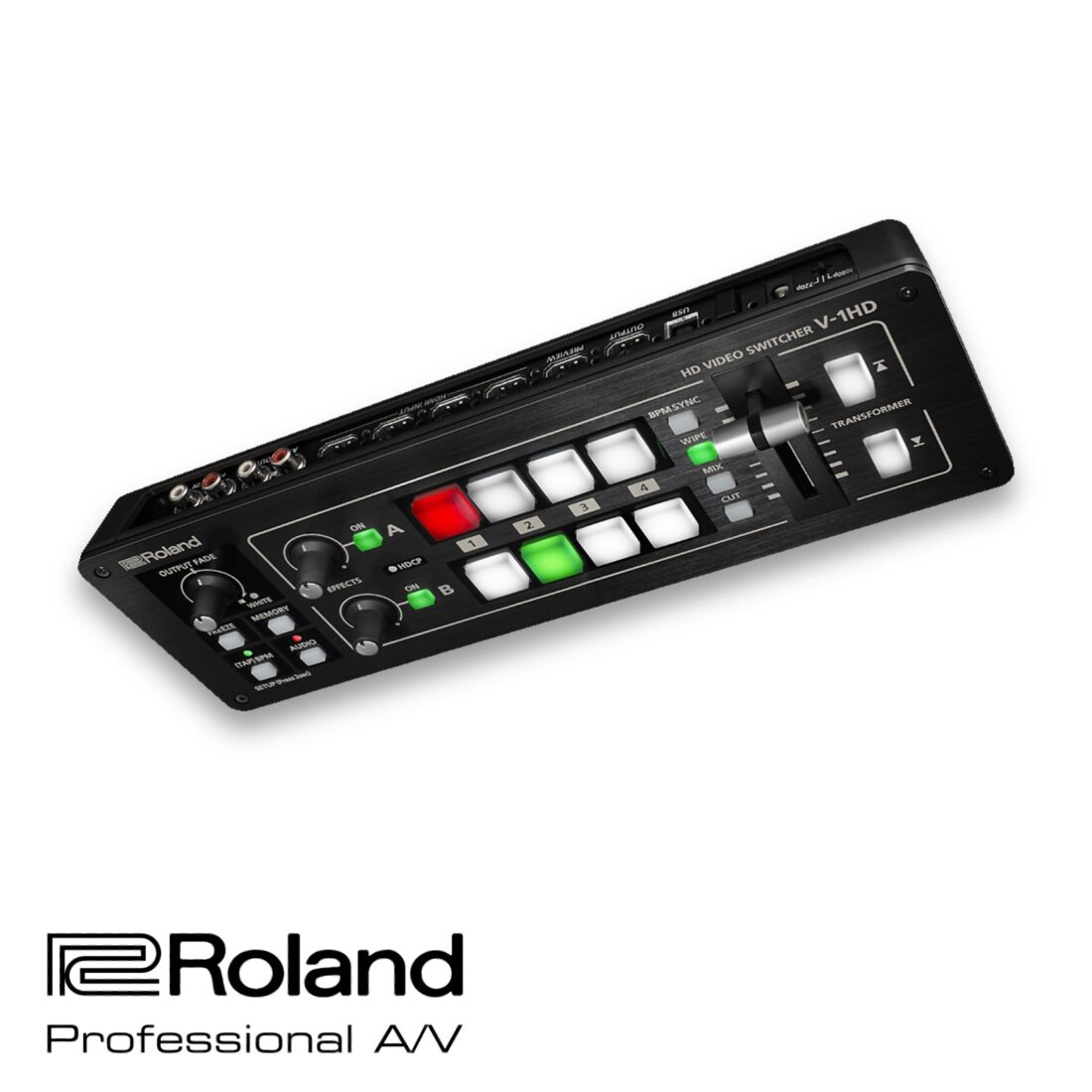 Roland V-1HD front