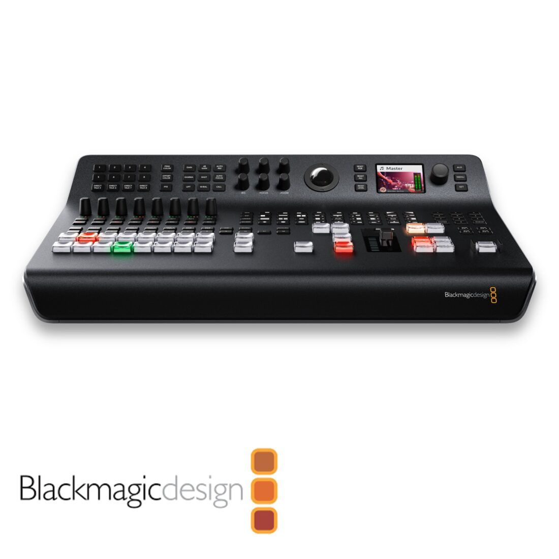 BMD ATEM TV Studio Pro HD front