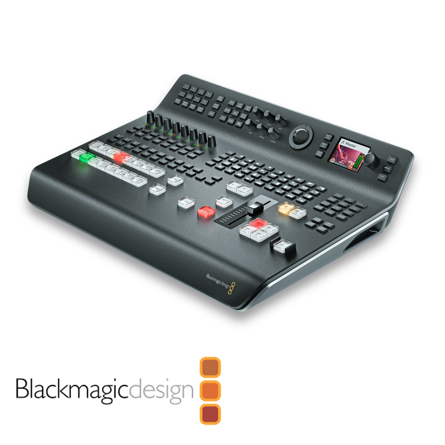 Blackmagic Design Atem Television Studio Pro Hd Stagelogic Ltd Audio Visual Hire