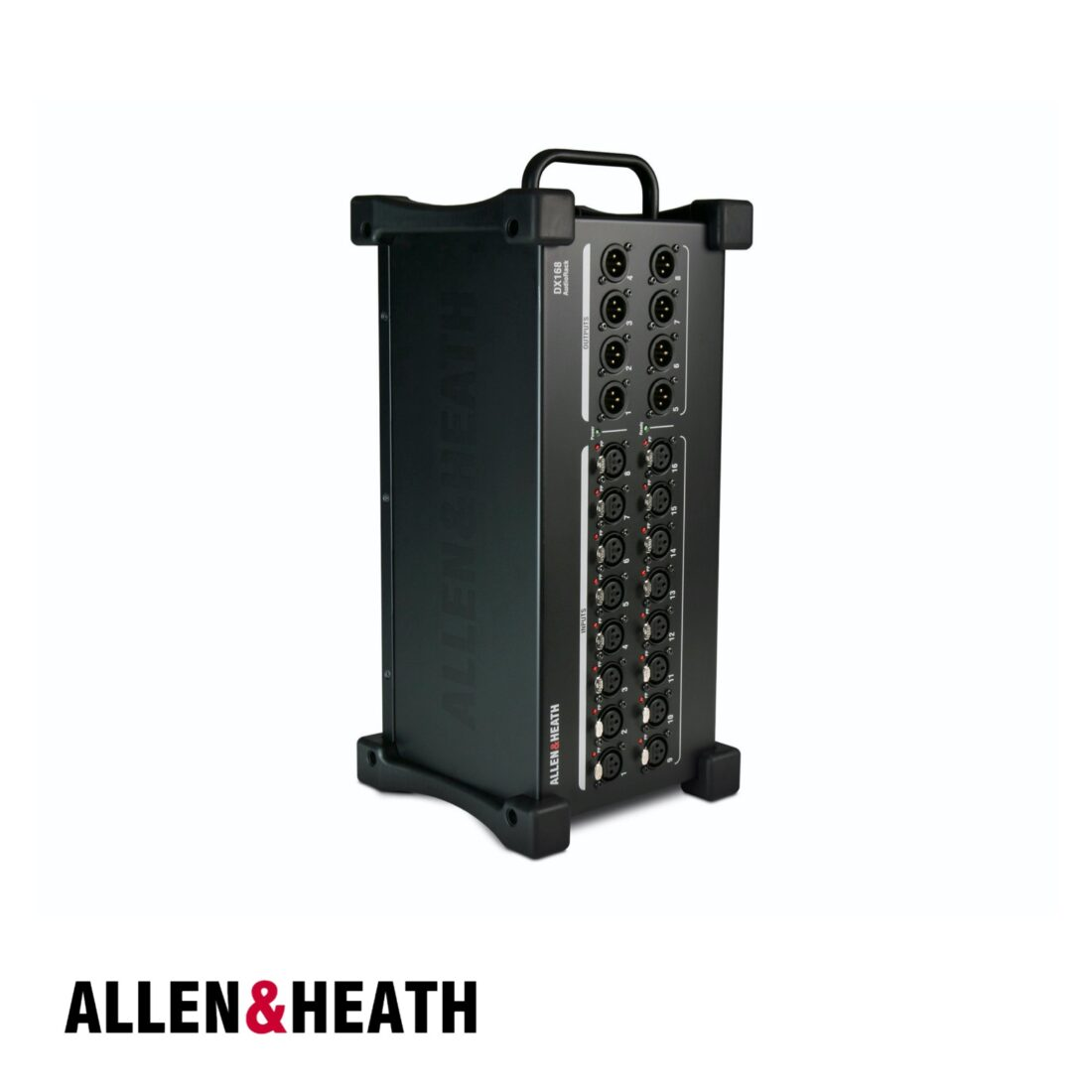 A&H DX168 stage box