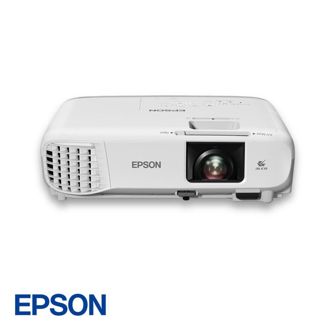 Epson EB-2042 front