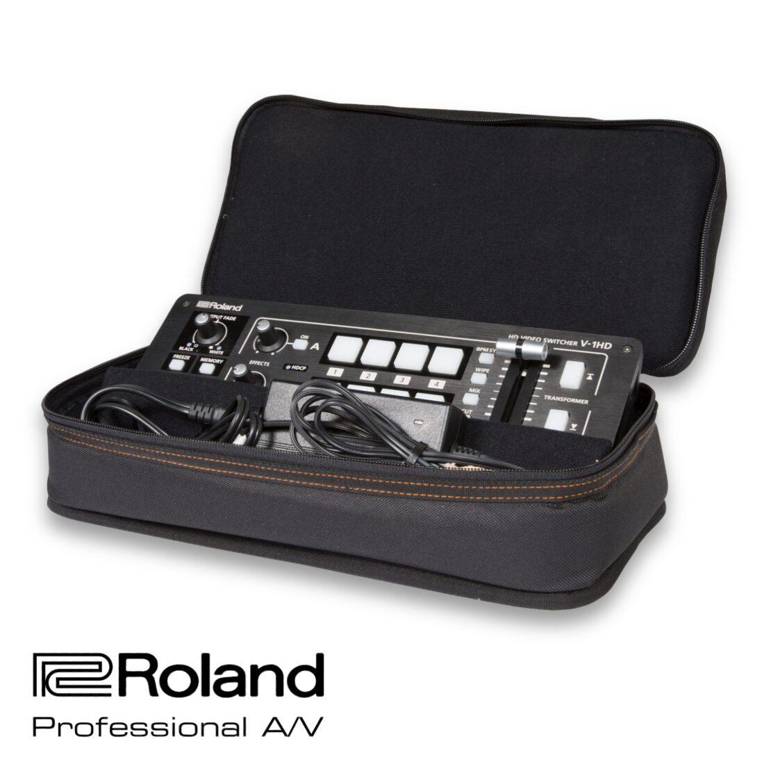 Roland CB-BV1 open