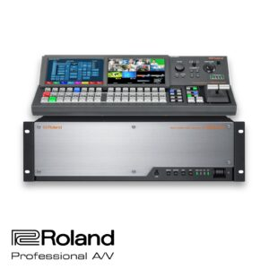 Roland V-1200HD+P bundle