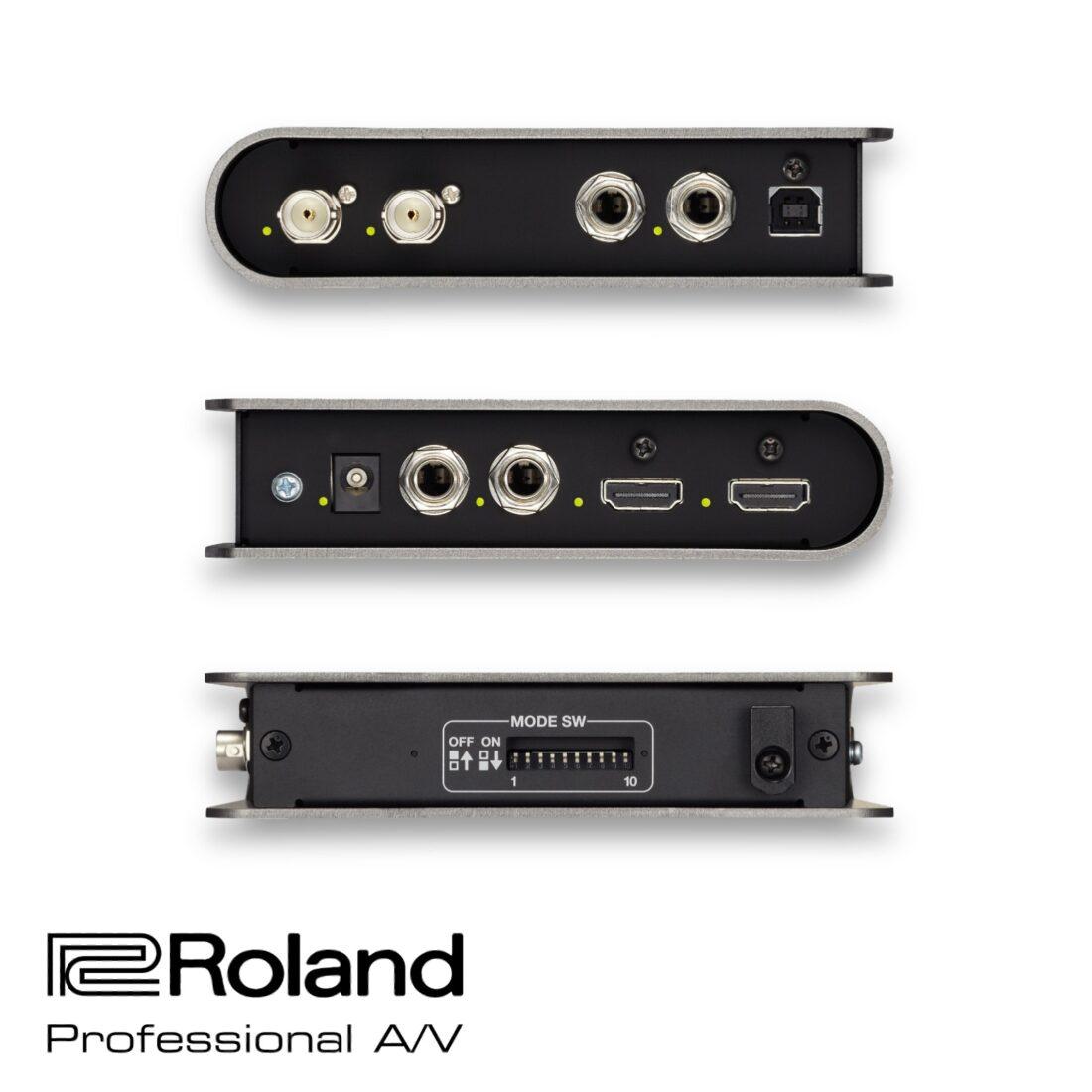 Roland VC-1-HS sides