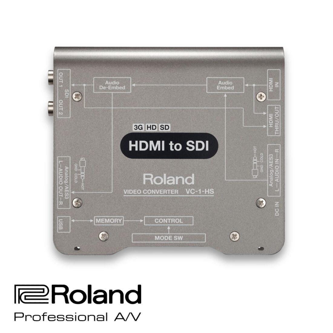 Roland VC-1-HS top
