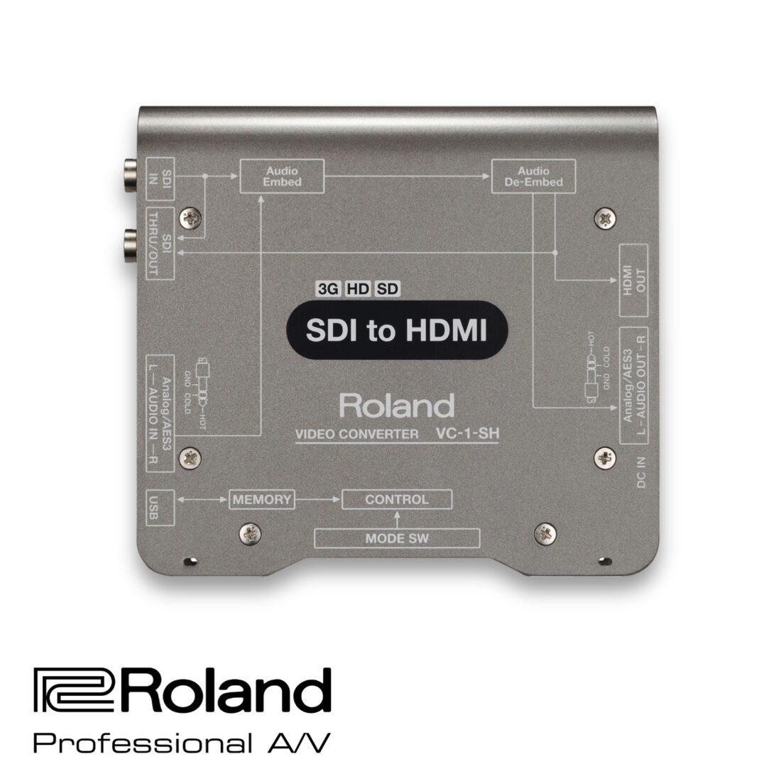 Roland VC-1SH top