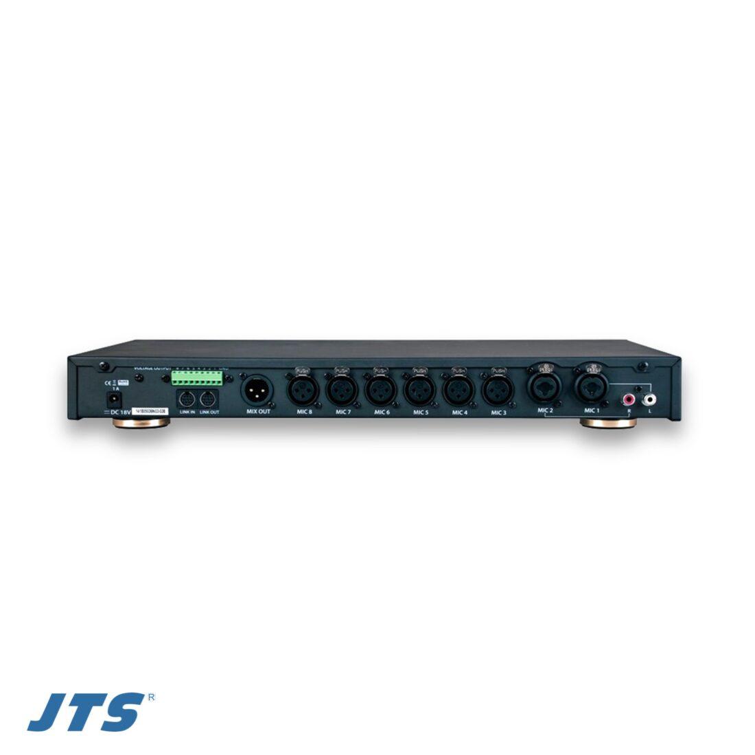 JTS CS-8 rear