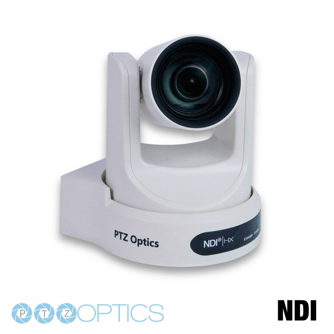 PTZ Optics 20x NDI White