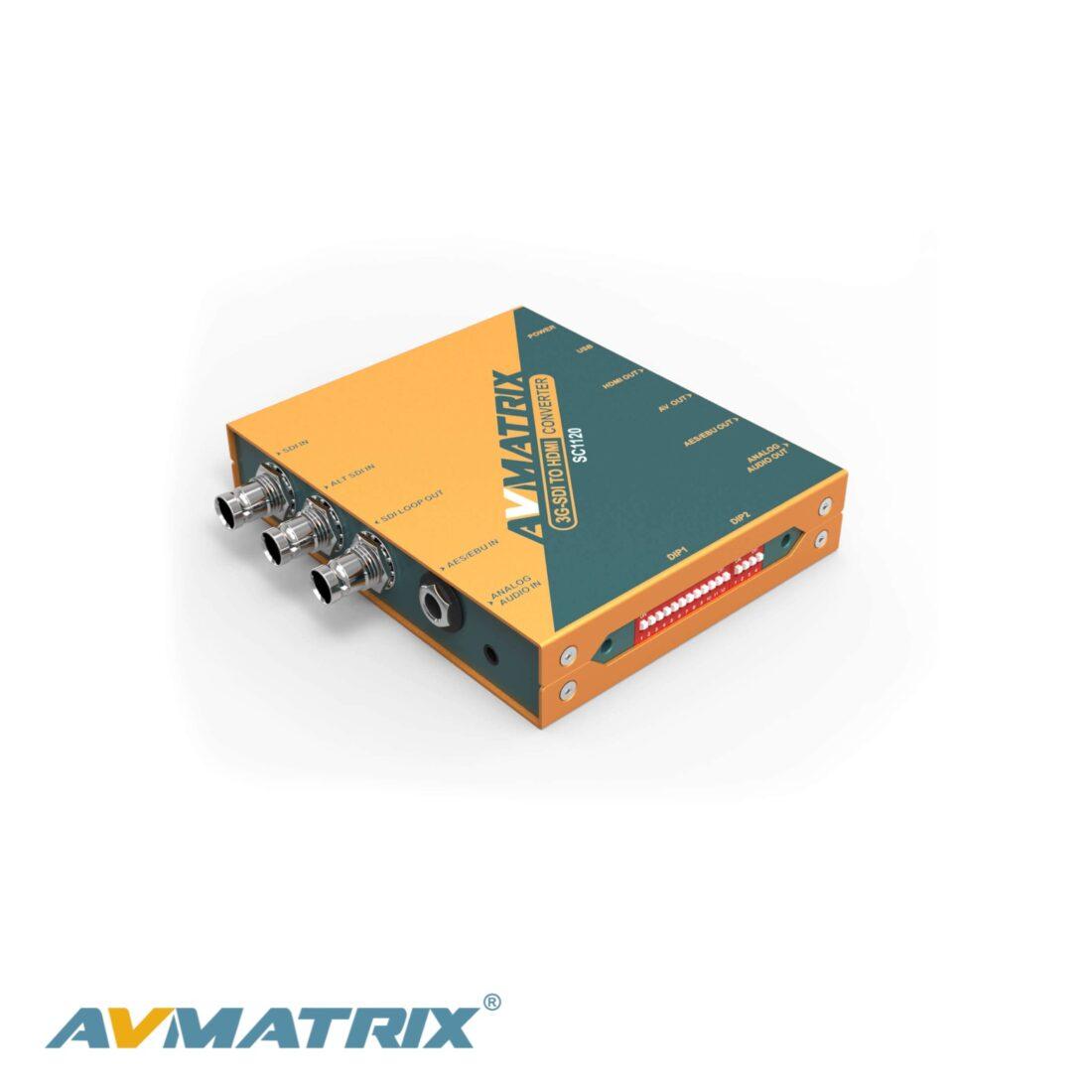 AVMatrix SC1120
