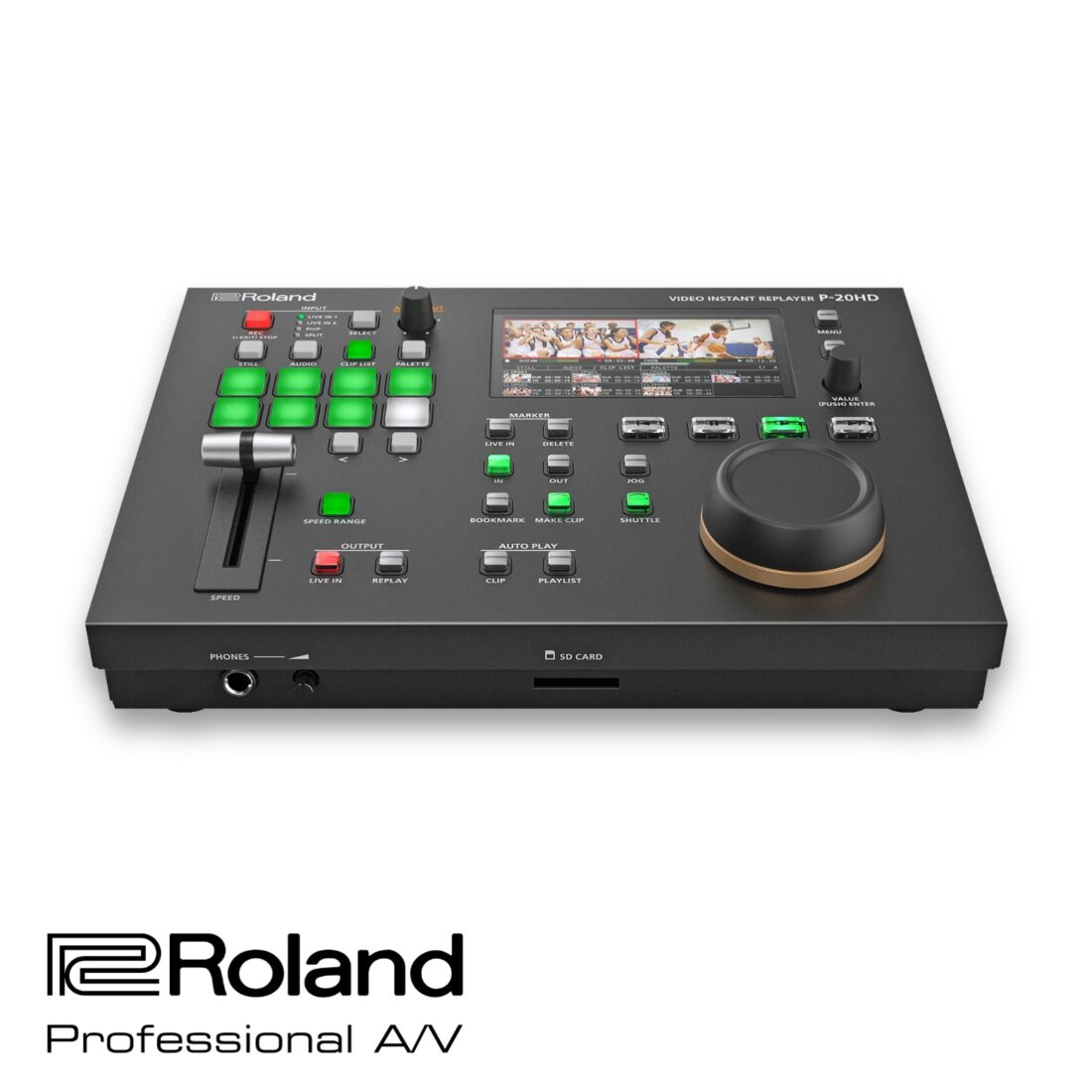 Roland P-20HD