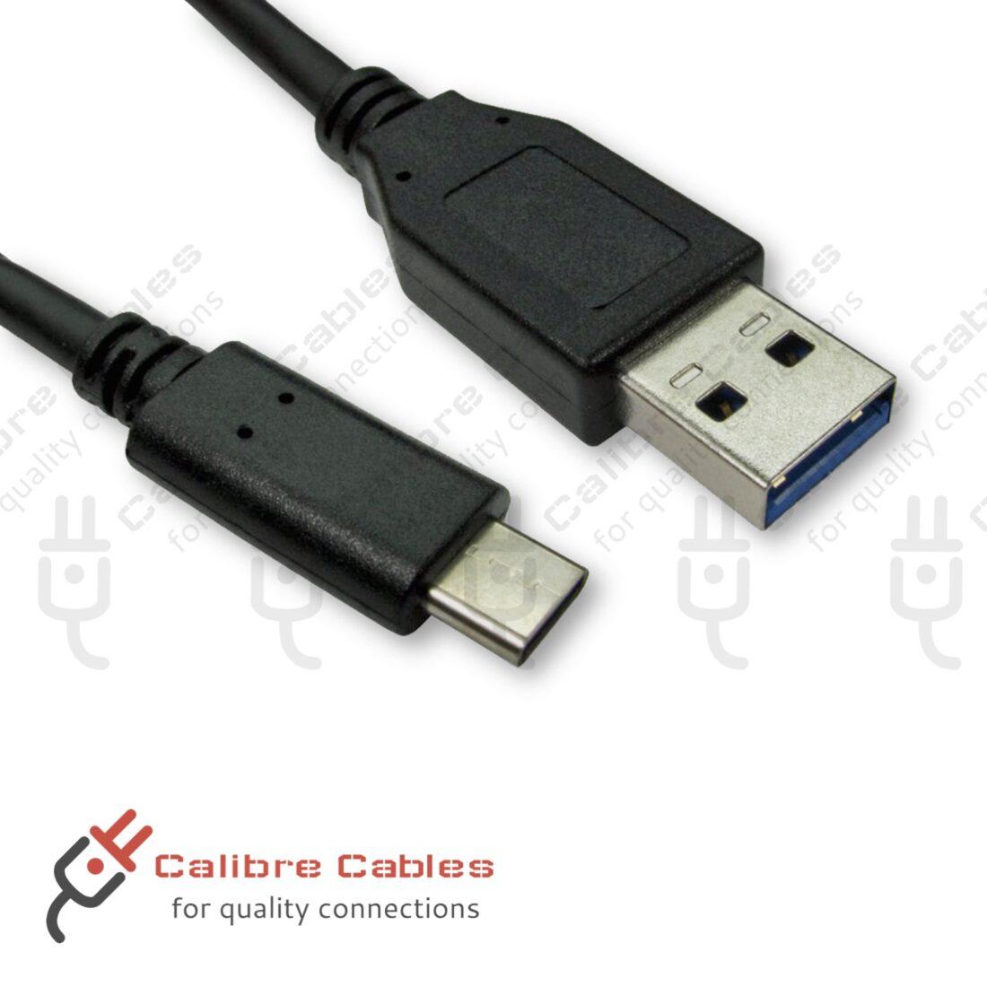 Calibre USB-C to USB-A