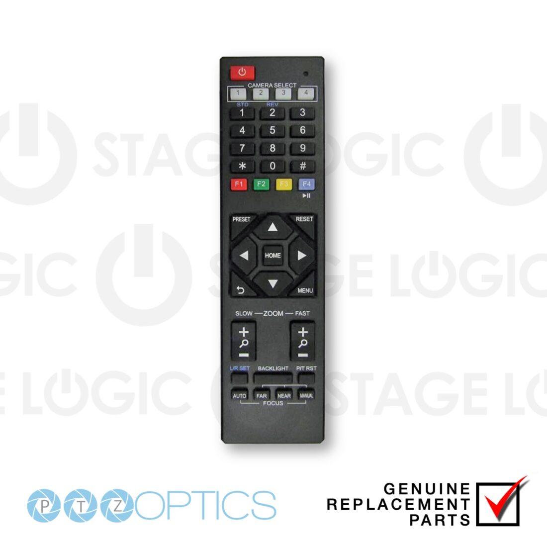 PTZOptics replacement remote