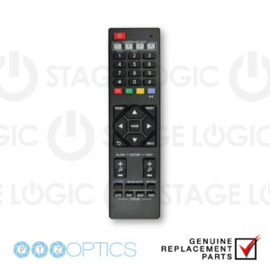 PTZOptics replacement remote