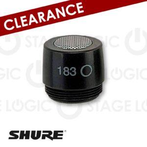 Shure R183B